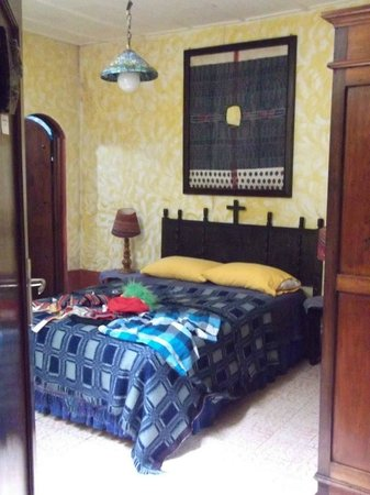 Posada Belen Museo Inn: Ma chambre pour la semaine, merci Francesca! xxxxxxxx