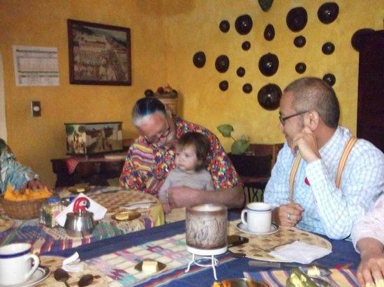 Posada Belen Museo Inn: Patch et les amis