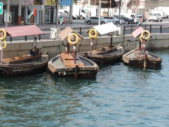 Dubai Creek : Abra's