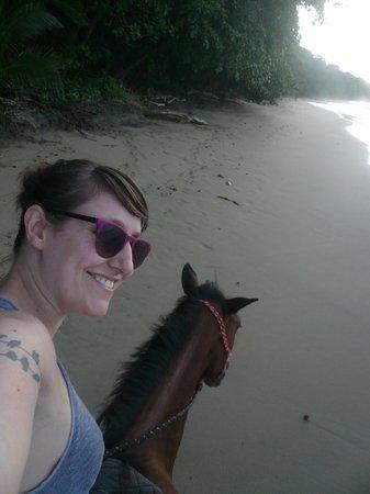 Caribe Horse Riding Club: selfie!