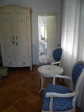 Ca' San Rocco: chambre