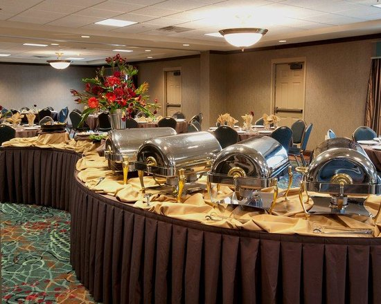 Holiday Inn Hotel & Suites Council Bluffs-I-29: Ballroom