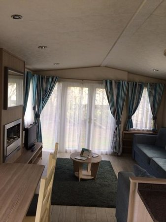 Primrose Valley Holiday Park - Haven: lovely caravan