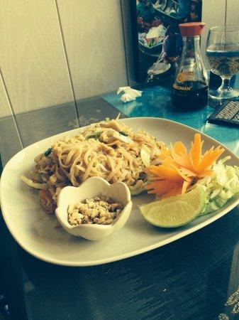 Malai Thai : Fried noodles
