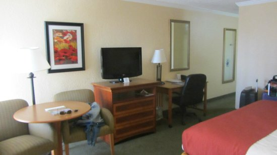 Best Western International Speedway Hotel: chambre kingbed