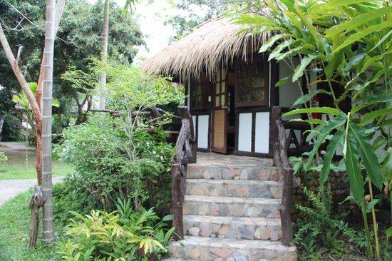 River Kwai Resotel : la cabaña