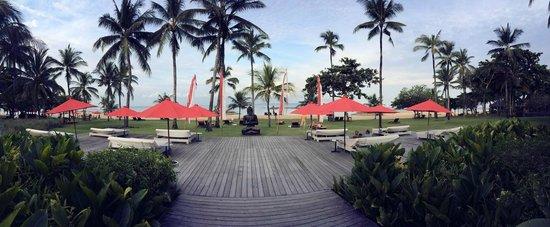 Club Med Bali : beach