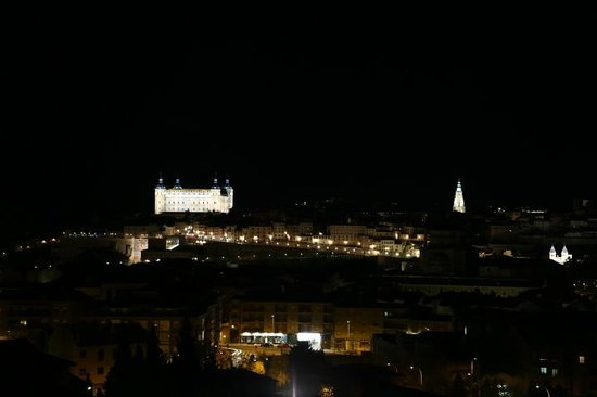 Eurostars Toledo: view