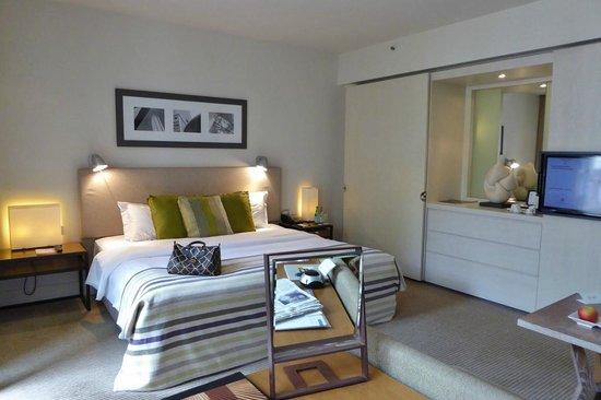 Villa Kennedy: Deluxe King Gardenview