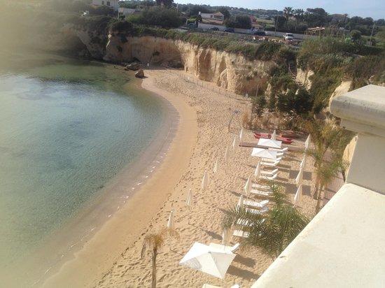 Grand Hotel Minareto: La spiaggia