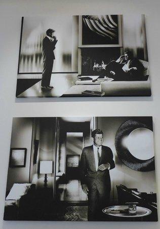 Villa Kennedy: Tolle Kennedy Großfotos