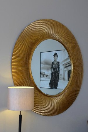 Villa Kennedy: Schöne Dekoration