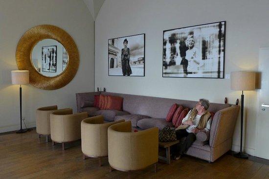 Villa Kennedy: Lobby