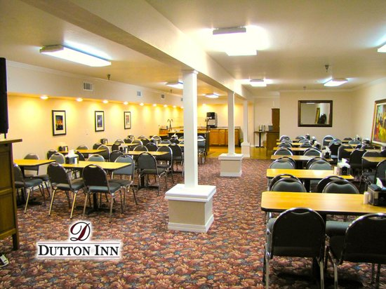 The Dutton Inn: Dining/Conference Room
