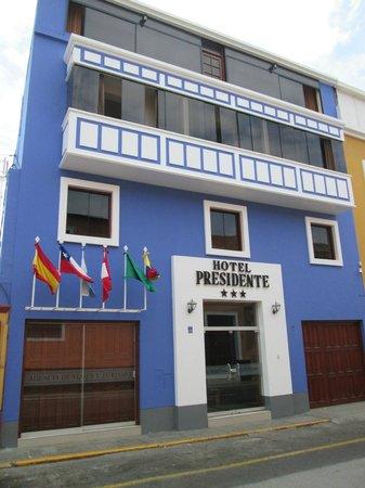 Hotel Presidente Trujillo