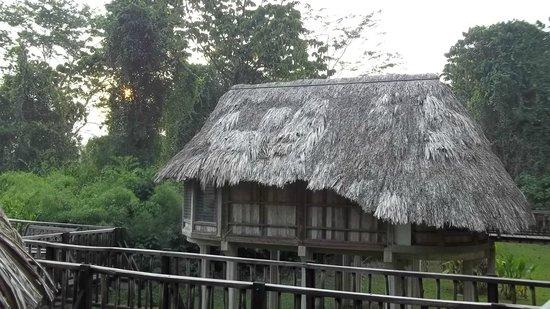 Pook's Hill Lodge: Cabana #11 birdwalk cabanas