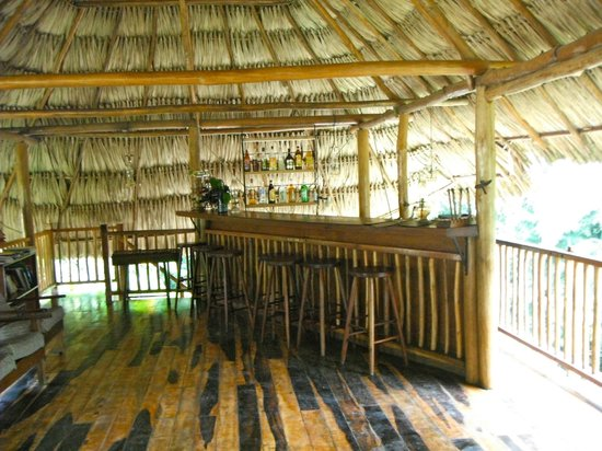 Pook's Hill Lodge: Bar