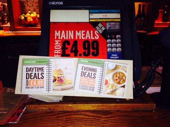 Deals to meals review