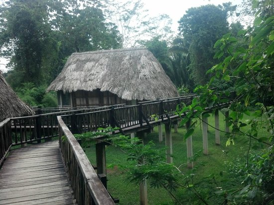 Pook's Hill Lodge : Cabana #10 birdwalk cabana