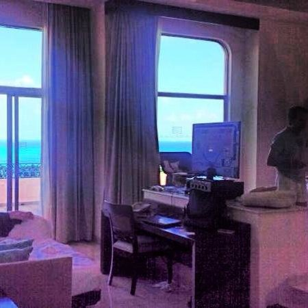 Grand Fiesta Americana Coral Beach Cancun: Suite with Terrace