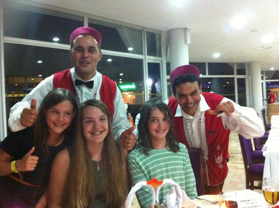 JAZ Tour Khalef Thalasso & Spa : Fantastic service!!