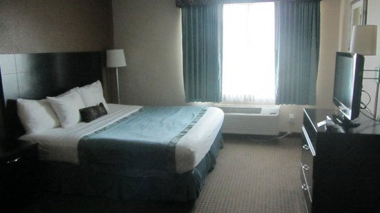 La Quinta Inn & Suites Clearwater South: kingbed