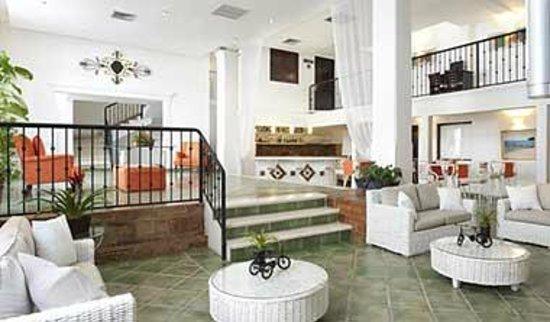 Antiguo Hotel Europa : Lobby