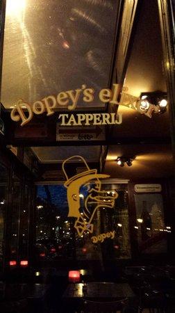 Hotel Okura Amsterdam: Dopey's