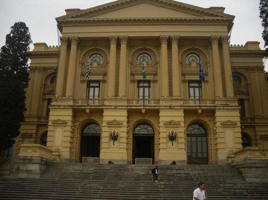 Museu Paulista (Museu du Ipiranga) : Predio do museu