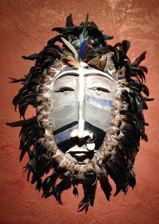 Hotel Andaluz: Decorative Mask