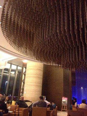Novotel Citygate Hong Kong: Bar area