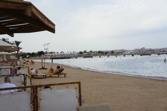 Steigenberger Al Dau Beach Hotel: Beach
