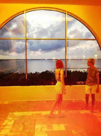 Fiesta Americana Condesa Cancun All Inclusive: ventanal hermoso, 6to piso