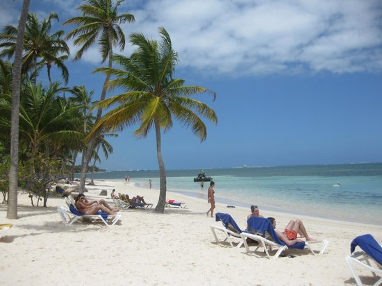 Catalonia Bavaro Beach, Casino & Golf Resort: beach