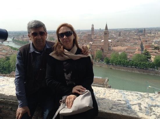Piazzale Castel San Pietro: Mirador en Castel San Pietro