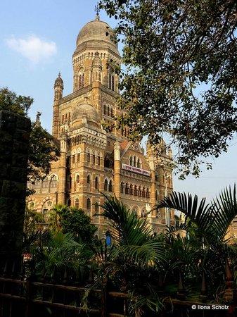 Chhatrapati Shivaji Terminus: Bahnhof