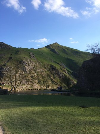Dovedale: Stunning scenery!