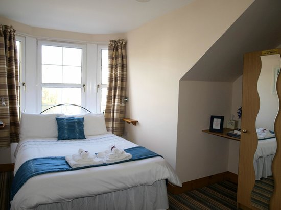 Knight's Rest Guest House: Double room(single occupancy)