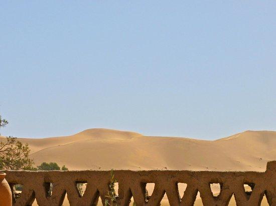 Auberge Akabar: view Akabar