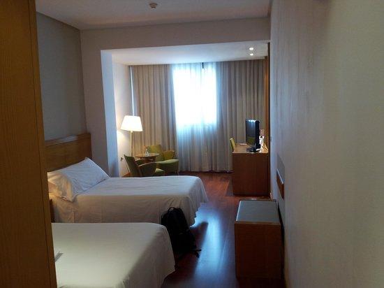 Tryp Malaga Alameda Hotel: Twin Room