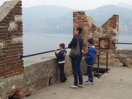 Casa Gabriele : Castello di Malcesine