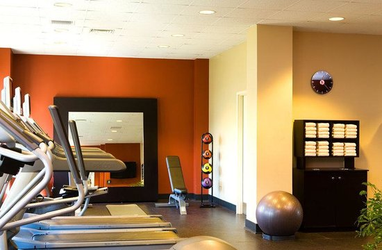 Embassy Suites by Hilton Portland Maine: Fitness Center