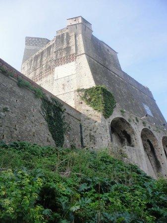 Castello di Lerici : Veduta del Castello