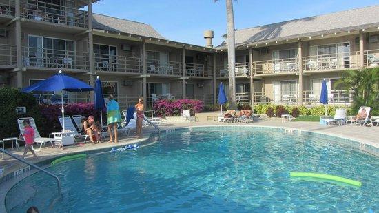 Cove Inn on Naples Bay : piscine