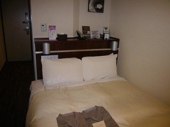 Hotel Sunroute Kyoto: セミダブル