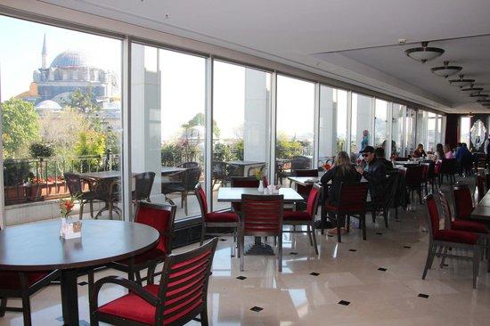 """Hotel Beyaz Saray: """"Vista Restaurant"""" en el Hotel Saray"""