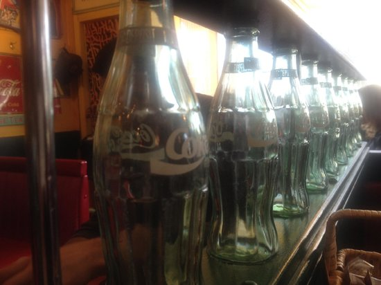 Sophie's Cosmic Cafe: Fun decor at a classic diner in Vancouver