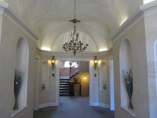 Best Western Hotel De Havelet: Hallway
