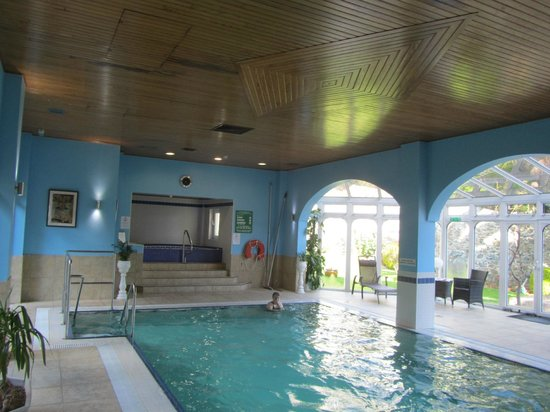 Best Western Hotel De Havelet: Pool
