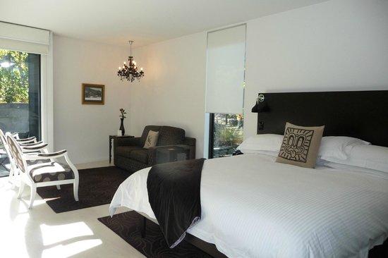 Queenstown Park Boutique Hotel : Room